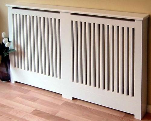 Экран декоративный для радиаторов своими руками