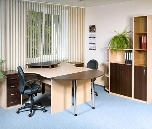 Стол в офис своими руками